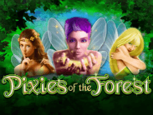 Pixies Of The Forest